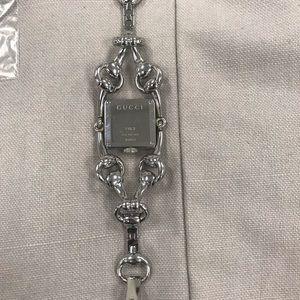 Gucci Jewelry - Gucci Signoria Horsebit watch